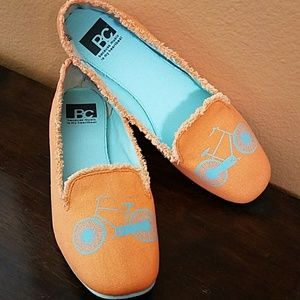 Bicycle Slip-on Shoes